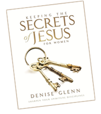 Keeping the Secrets of Jesus - Bible study